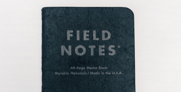 Field Notes 01